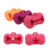 Silicone dog Poop Bag Dispenser - Includes 1 Roll (20 Bags) - Large, Earth-Friendly, Scented, Leak-Proof Pet Waste Bags factory