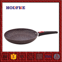 Professional Total Nonstick Oven Safe Thermo-Spot Heat Frying Pan with ceramic coating