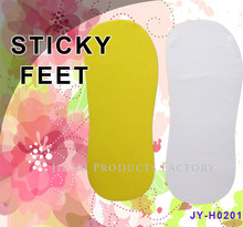 Disposable Spray Tanning Sticky Feet