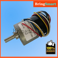 JGB37-3625 Brushless Motor 6-750rpm Support Forward Reversible Backward Control 24V Motor Low Speed Gear Motor
