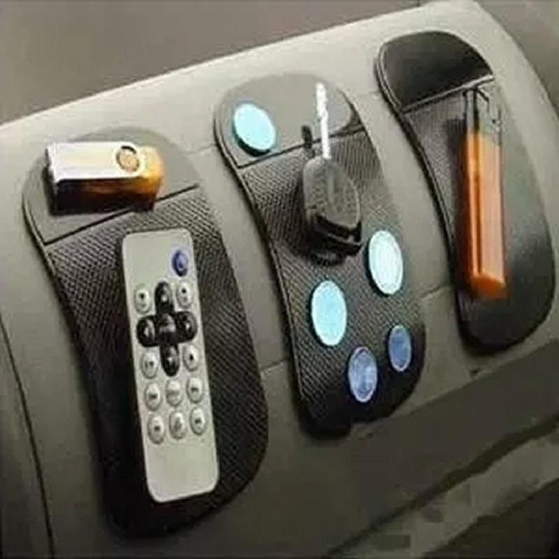 Car mats Automobiles Interior Accessories for Mobile Phone mp3mp4 Pad GPS Anti Slip Car Sticky Anti