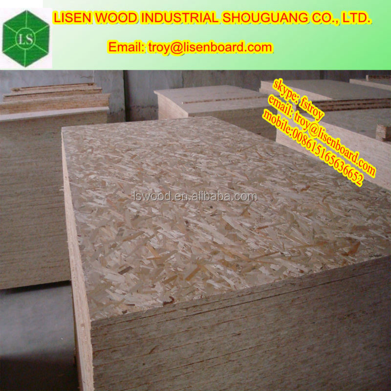 Osb Board/osb 3/waterproof Osb/building Materials For