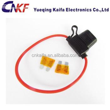 car fuse wire connector buy car fuse connector. Black Bedroom Furniture Sets. Home Design Ideas