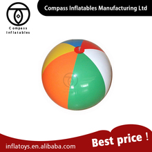 Make In China Pvc Outdoor Sports Inflatable Beach Ball