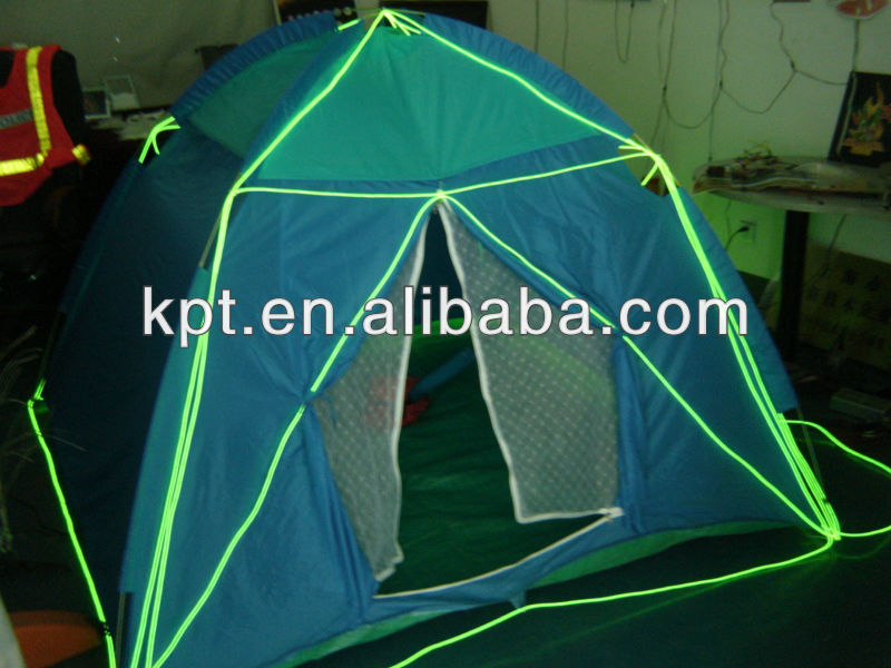 El Wire Light Tents - Buy El Wire Light Tents,Light Tent,El Gazebo ...