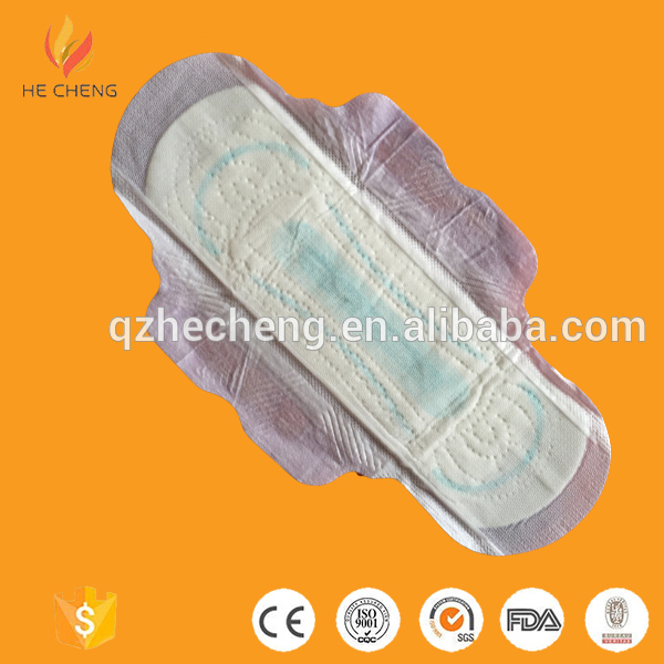 Female Color Lady Reusable Sanitary Maxi Pads