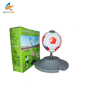 Actearlier outdoor speed ball soccer trainer kick ball soccer training device indoor equipment