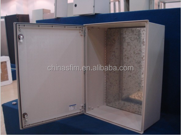Tibox Outdoor Wall Mount Electric Distribution Panel Box For Street Lighting