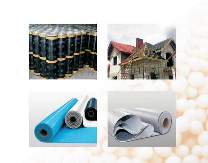 Pvc Roofing Waterproof Membrane Sheet Hot Melt Adhesive