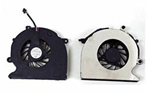 YDLan New For HP EliteBook 8540P 8540w Laptop Cooling Fan 595769-001 GB0575PHV1-A B4136