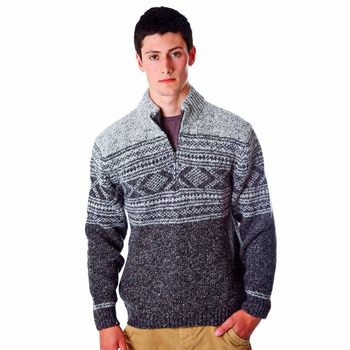 Men's Shrug Knitted Ugly Christmas Sweater 2018 - Buy Ugly ...