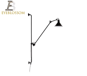 Modern metal wall lamp simple living room corridor bedroom bedside wall lamp