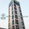 8-30 Floors Automated Mechanical Hydraulic Vertical Car Parking Tower Building Rotary Automatic Car Smart Tower Parking System