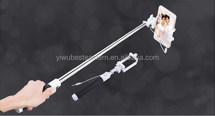 >>>>2015 Hot selling Foldable Selfie Stick, Monopod Selfie, Wholesale Selfie Stick/
