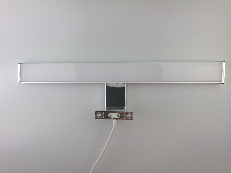 Modern K9 Crystal Led Bathroom Make Up Mirror Light Cool: New Ip44 6w 360lm 350mm Chrome Led Bathroom Mirror