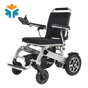 Four Wheel Chair Medical Used Folding Lightweight Motorized Power Wheelchair