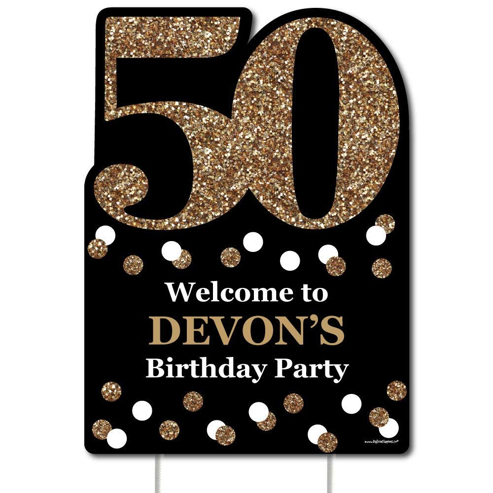 Buy Adult 50th Birthday
