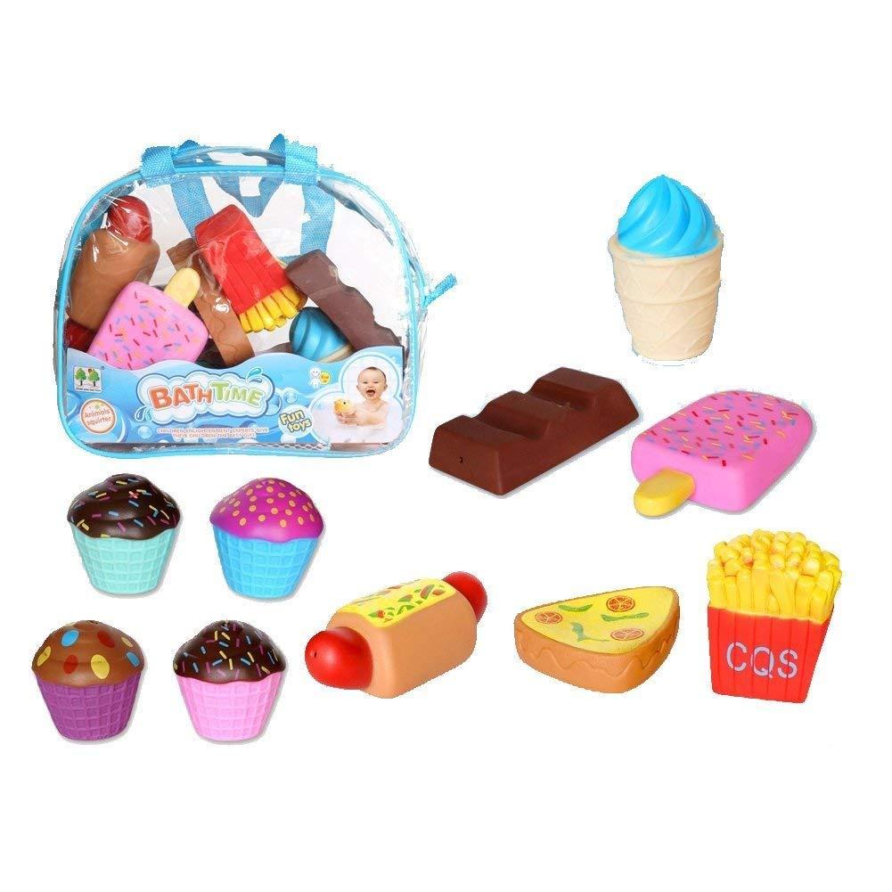Little Bado Play Food And Kitchen Accessories Pretend Set Ice Cream