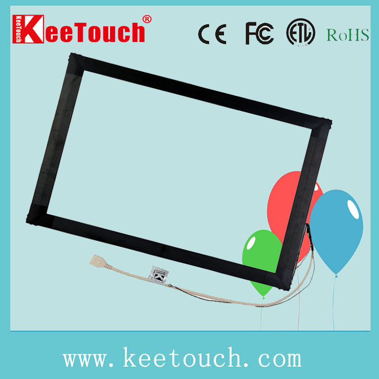 "15"" touch screen panel waterproof lcd touch screen gambling machine"