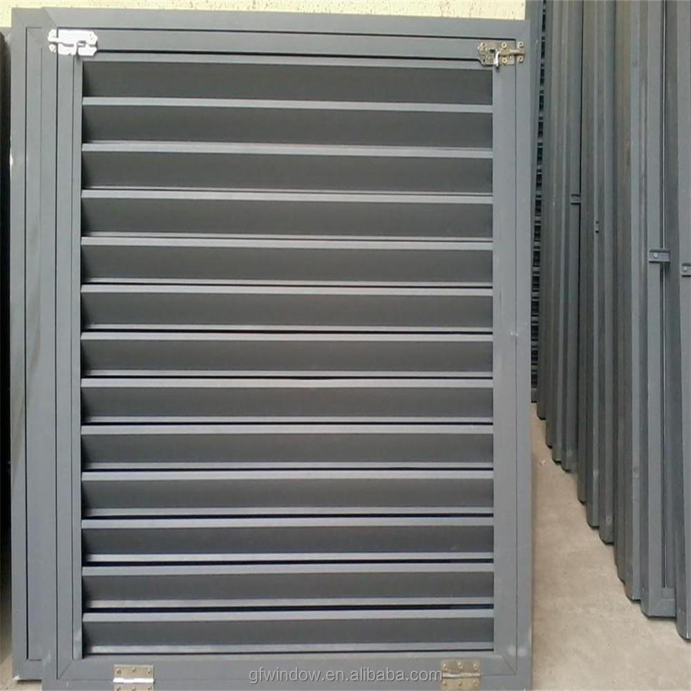 Todo tipo de puerta de persiana de aluminio contraventanas - Persiana de aluminio ...