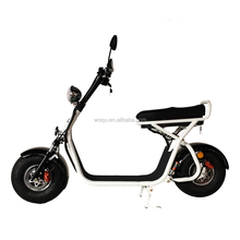 2016 hot sale harley style electric scooter WOQU waterproof with CE 72v12ah 1200w new products