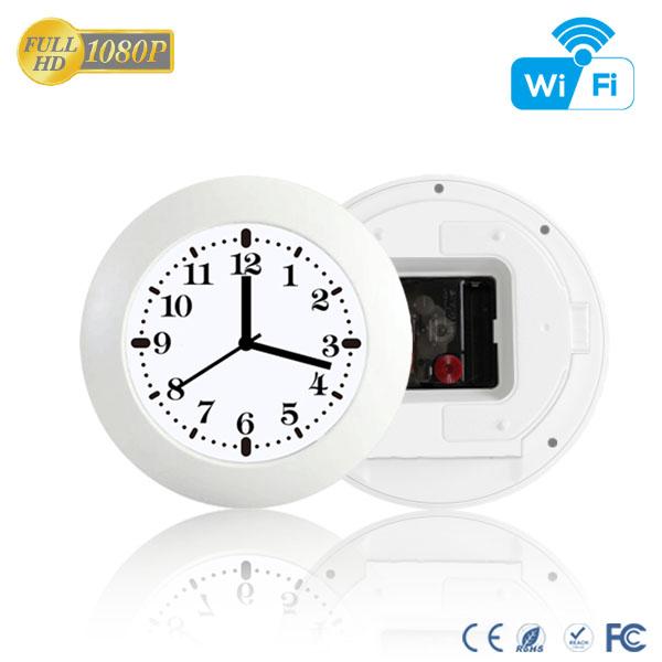 2017 Smart Home Aishine New Hd 1080p 2 0 Mega Wall Desk Clock Wi-fi Live  Stream P2p 1080p 2 0mg Ip Video Hidden Spycam - Buy Wifi Spy Camera,Wifi  Wall