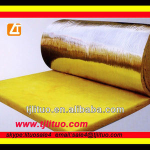 glass wool thickness for acoustic insulation
