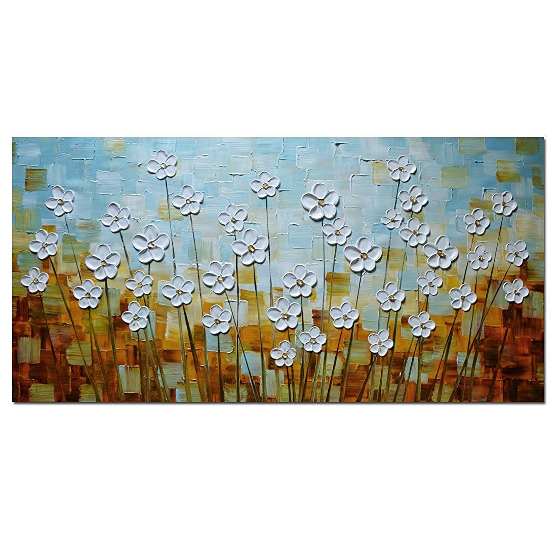 Cheap Painting White Flowers Find Painting White Flowers Deals On