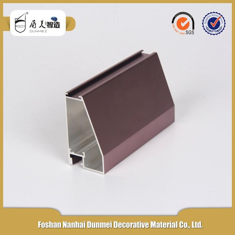 Neue Design Dreieck Aluminium Extrusion Türrahmen Profil - Buy ...