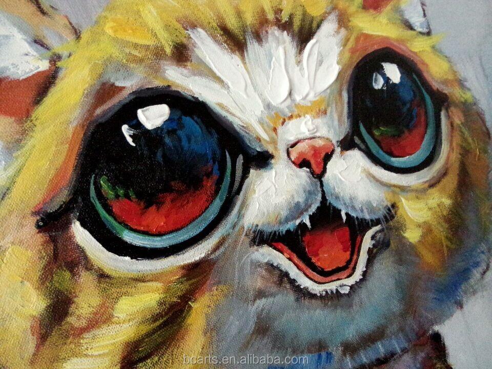 74 Gambar Abstrak Kucing Paling Bagus