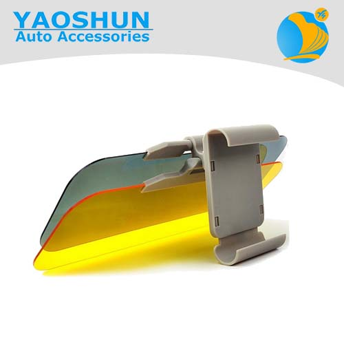 Hot Sale day and night Anti glare Plastic Auto Car <strong>Sun</strong> Visor For Universal Car