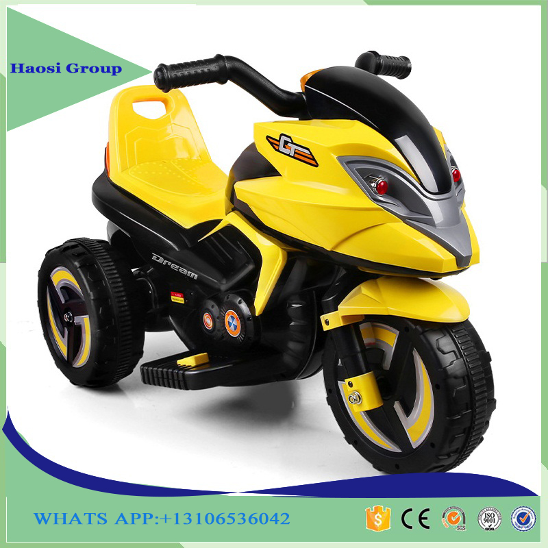 china 2016 new products K1300S model 12V kid electric motorcycle./kids ride on car with music and LED light