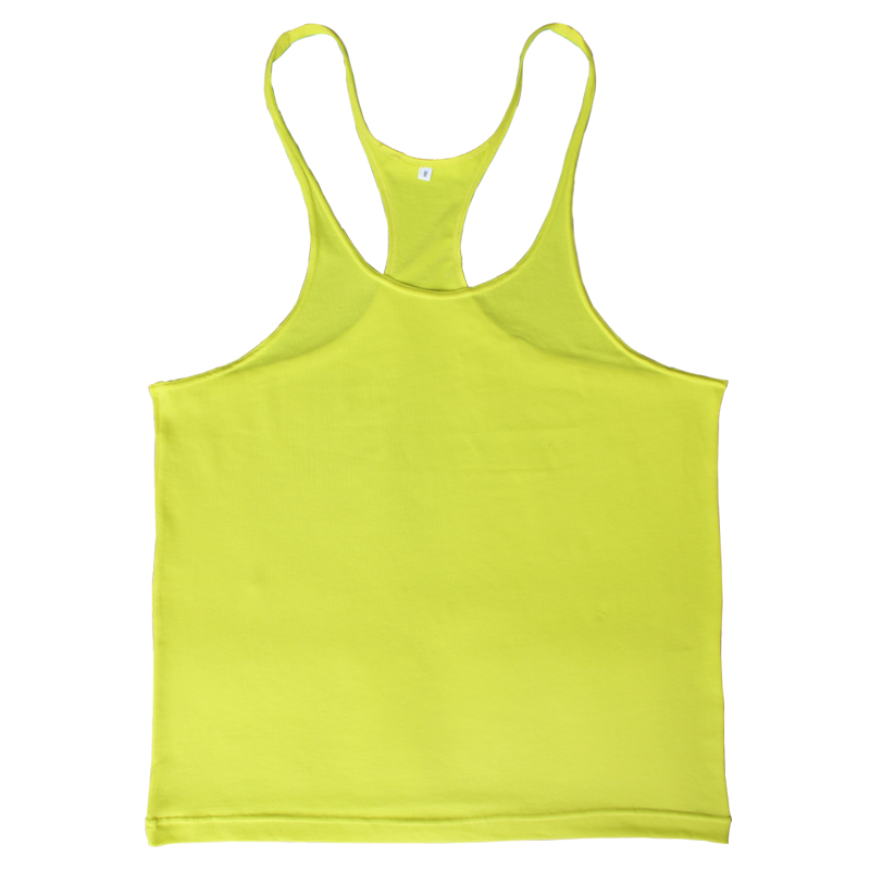 81bbb3327 Buy Singlet Bodybuilding Clothing Racerback Stringers Gym Tank Top Men  Fitness Vest Muscle Sleeveless Shirt Sport Clothes in Cheap Price on  m.alibaba.com