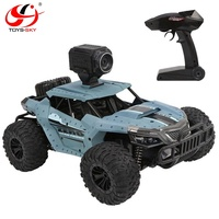2019 New HQ1803 1/18 2.4G 4WD Off-Road RC remote control car 4x4 Electric Off Road Truck with Camera
