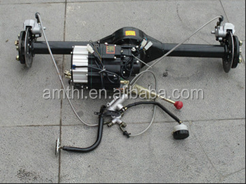 Hydraulic Disc Brake For Pedicab Dc Motor For Electric