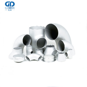 90 Degree Seamless/Butt Welded Pipe Fitting Carbon Steel Elbow