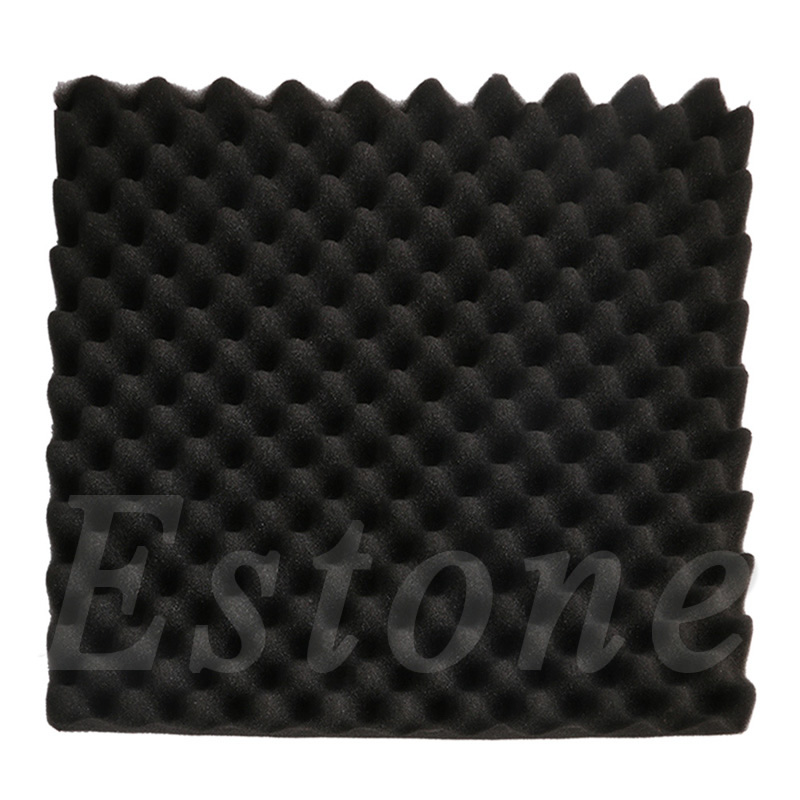 50x50x3cm Acoustic Soundproof Sound Thick Absorption Pyramid Studio Foam Board-Y102