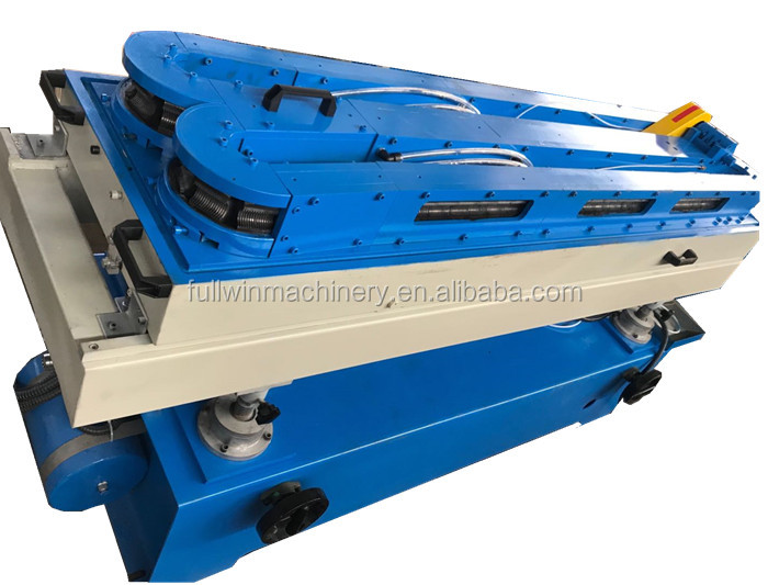 High speed 25m/min Plastic PVC PP PE single wall corrugated pipe machine extrusion line