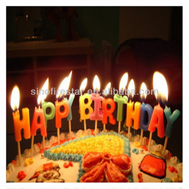 Fabulous Birthday Cake Candle Letters Personalised Birthday Cards Cominlily Jamesorg