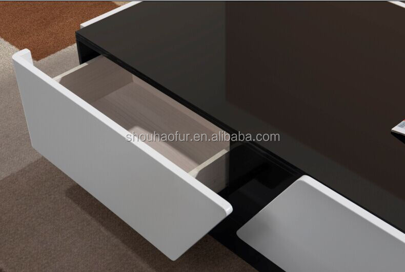 high gloss classic unique tv stand 601C