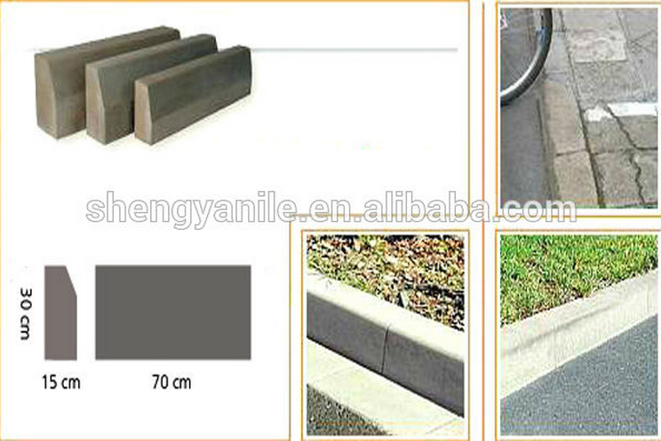 Curb Making Machine Road Curbing Machine Extruded Curb