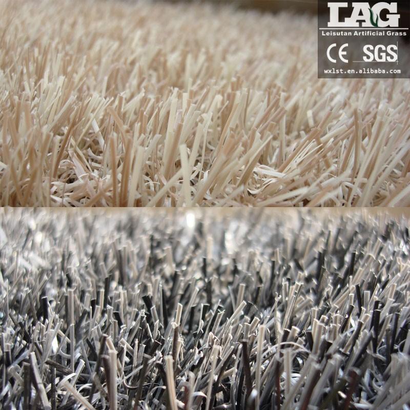 Multi couleur turfed tapis shaggy tapis gazon artificiel d 39 autres acc - Gazon artificiel gris ...