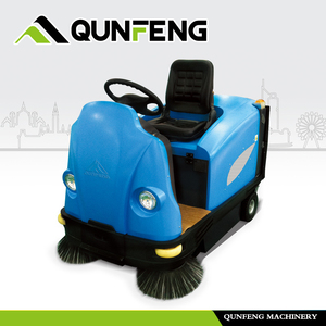 heavy road construction machinery/ground sweeper/sanitation vehicle