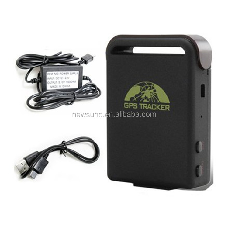 GSM GPRS GPS Tracker Car Vehicle Tracking Locator Device TK102B gps tracker for personal items
