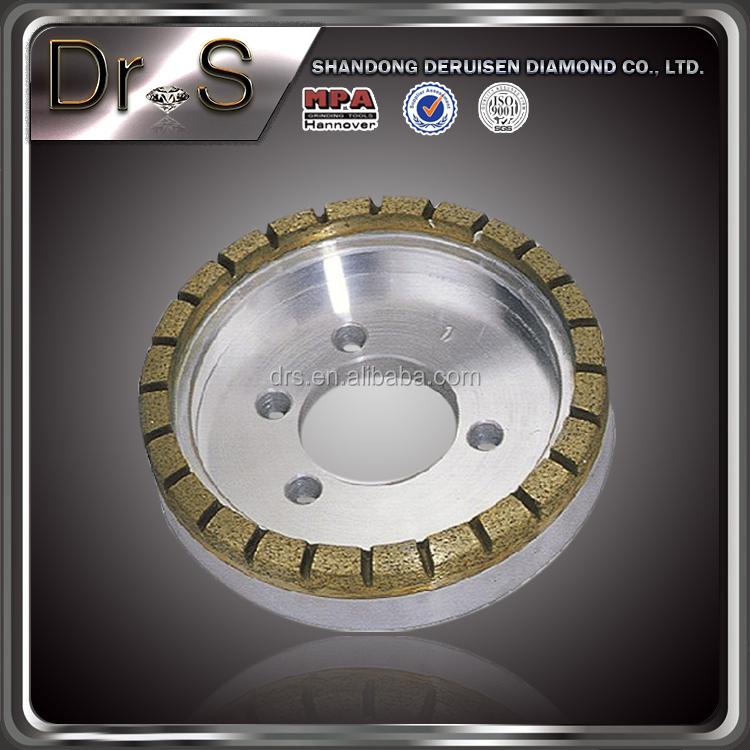 Matel Bond Abrasive Heavy Duty Diamond Grinding Wheel For Glass ...