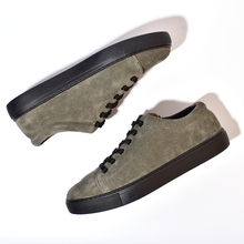 패션 (high) 저 (top pure men 가죽 men genuine leather casual shoes 대 한 <span class=keywords><strong>스포츠</strong></span>