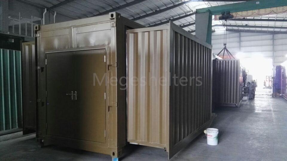 Alibaba pod fuori espandibile casa container con le - Casa container italia ...