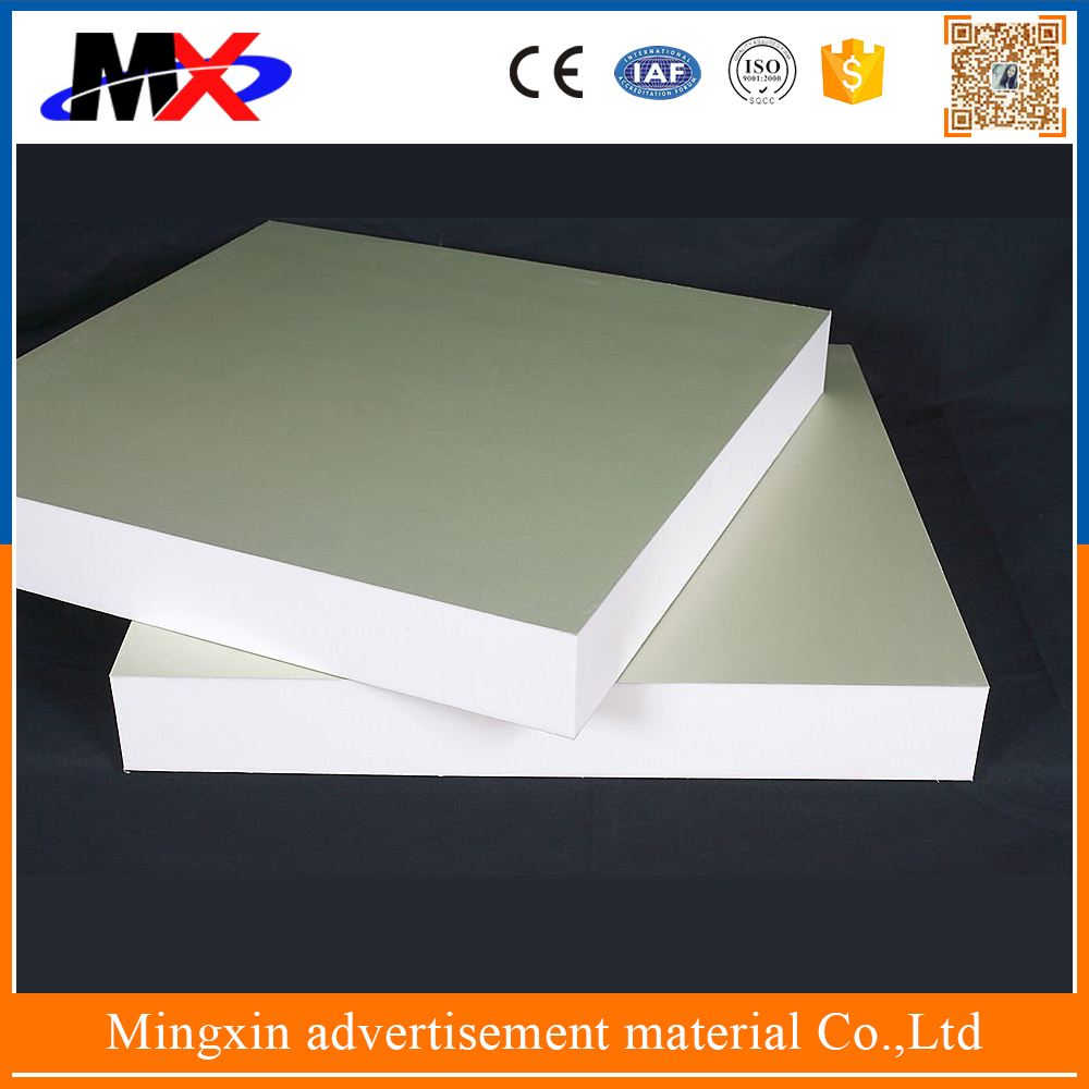 New design 10 mm pvc sheet/pvc forex sheet variety 10/12/18mm waterproof pvc board made in China
