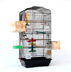 Wholesale metal wire parrot bird breeding cages Stainless bird pigeon parrot cage