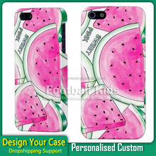Sublimation covers cases custom for For IPhone 5c 5s,cellphone accessories manufacturer